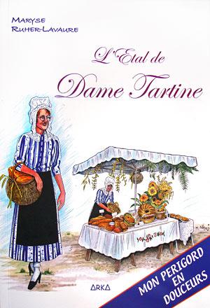 Livre Dame Tartine
