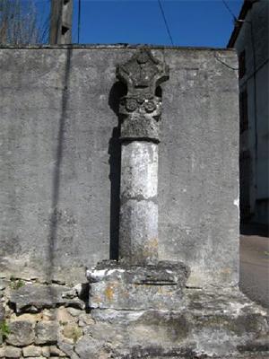 Croix des 2 communes