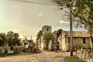 Le village d'Argentine