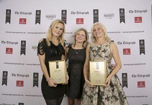 4ème Victoire consécutive aux European Property Awards !!