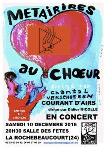 Concert Rochebeaucourt
