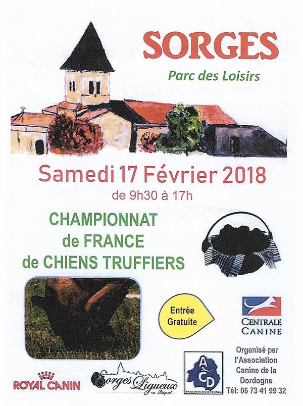 Championnat de France de chiens truffiers