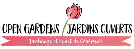 16 juin – Journée Open Garden