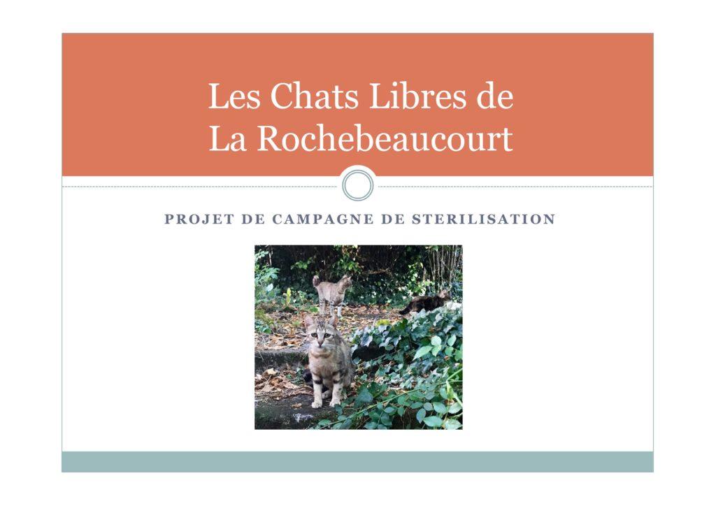 Les Chats Libres de La Rochebeaucourt